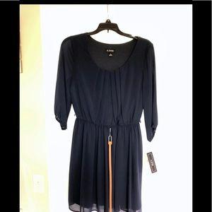 A. Byer Chiffon Dress
